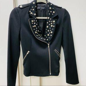 New. Luxury Collection Black Jacket Size 0